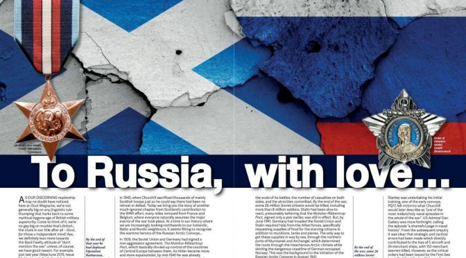 iScot Magazine Article